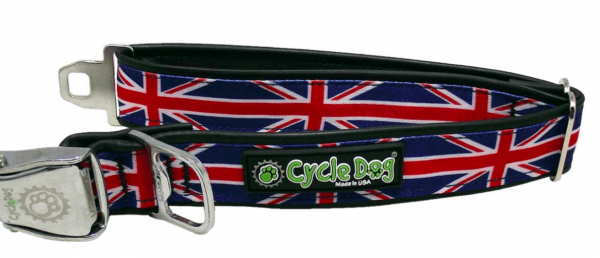 Cycle Dog Union Jack collar