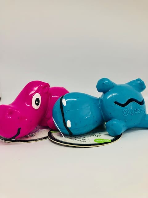 Cycle Dog small 3 play hippo dog toy