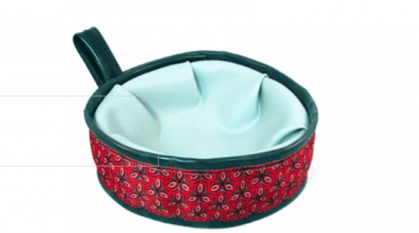 Cycle Dog convenient travel bowl
