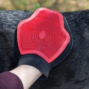 Shedrowk9 versatile grooming glove