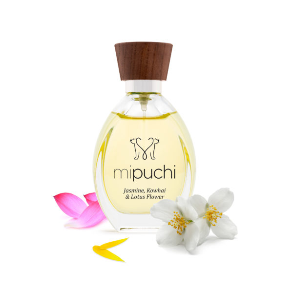 Mipuchi dog perfume Jasmine Kowshai and Lotus flower