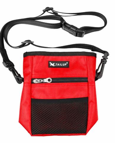Tail Up dog treat bag