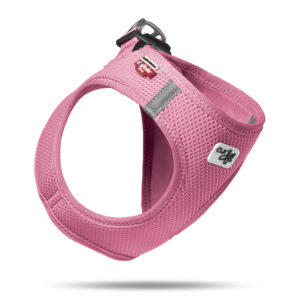 Curli Air Mesh comfort harness pink