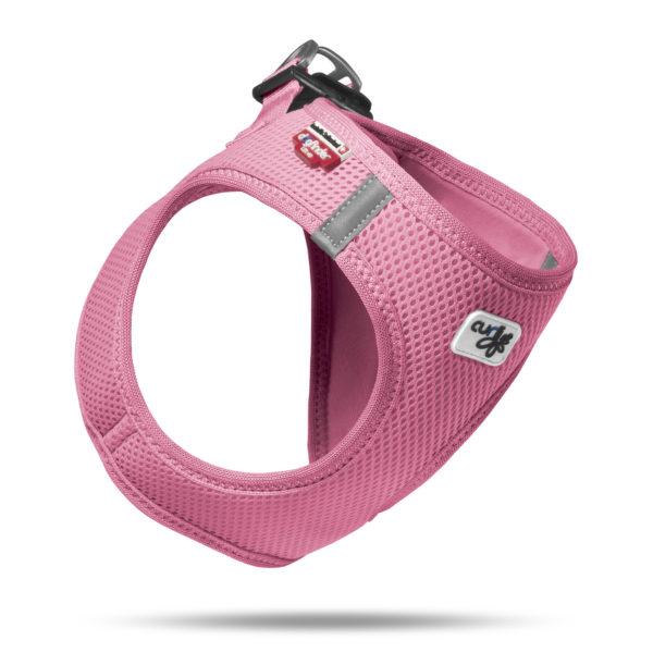 Curli Air Mesh comfort harness pink