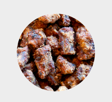 Tu Meke Friend Gourmet Lamb and Mackerel dog snack and food topper 150gm