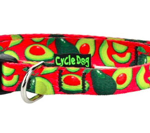 Cycle Dog dog collar eco weave for small dogs