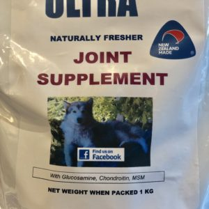 Ultra Joint Supplement with Glucosamine and Chondroitin 1kg