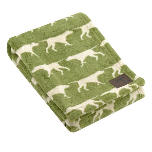 Tall Tails dog blanket soft fleece Sage icon