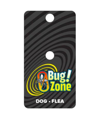 Obugzone flea repeller tag
