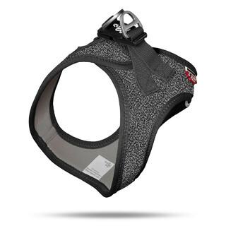 Curli Merino Vest Harness Merino black