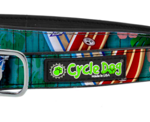 Cycle Dog waterproof dog collar Surfboards