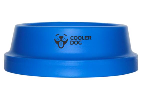 Cooler Dog freezable dog bowl