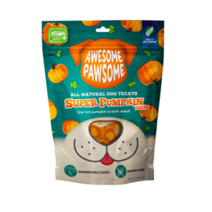 Awesome Pawsome dog treats Super Pumpkin 85g