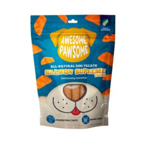 Awesome Pawsome Salmon Supreme natural dog treats