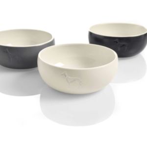 Hunter Ceramic dog bowl Lund