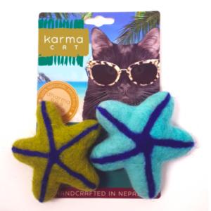 Kharma Cat toys pure wool