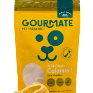 Gourmate Wild Caught Calamari pet treats
