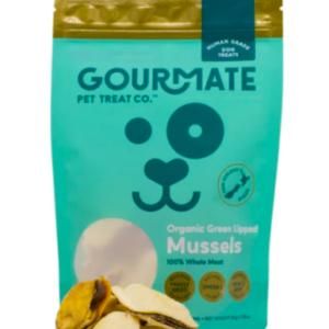 Gourmate New Zealand Green Lipped Mussel pet treats