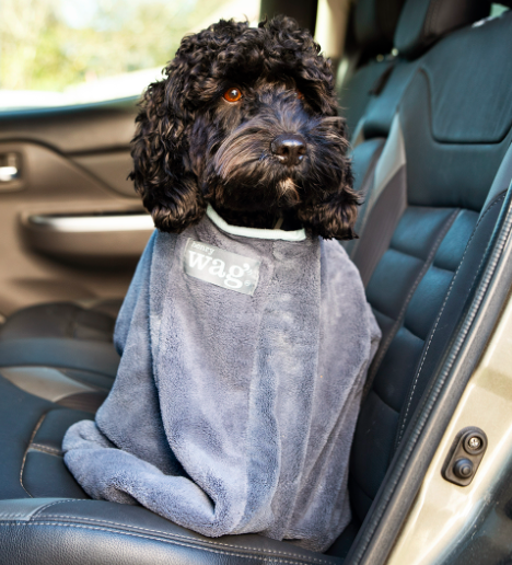 Henry Wag Drying Bag for Dogs